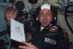 Astronaut William Rutledge