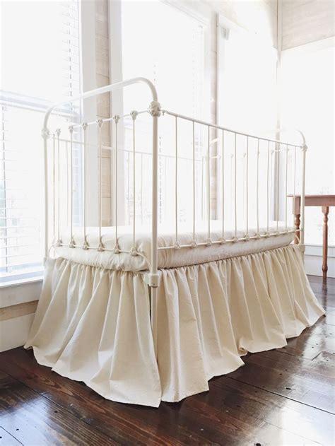 white crib skirt best 25 white crib skirt ideas on crib skirts