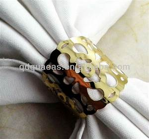 metal napkin ring wholesale napkin ring cheap napkin With wedding napkin rings bulk