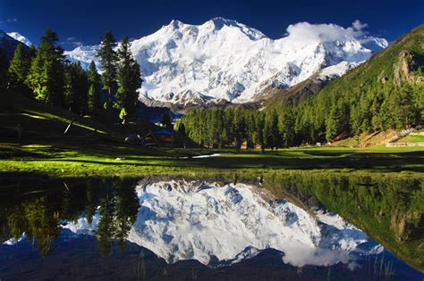 The 14 Highest Peaks In The World