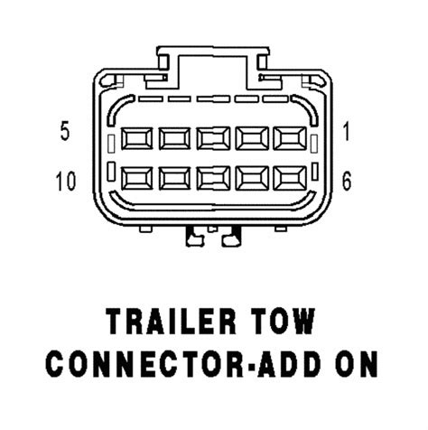 2003 Dodge Ram Trailer Wiring by 2003 Dodge Ram 1500 V8 Towing I Need A Wiring