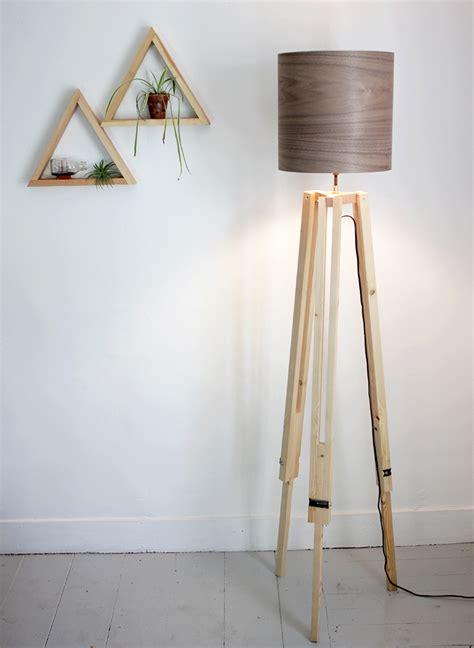 Diy Tripod Floor Lamp  The Merrythought