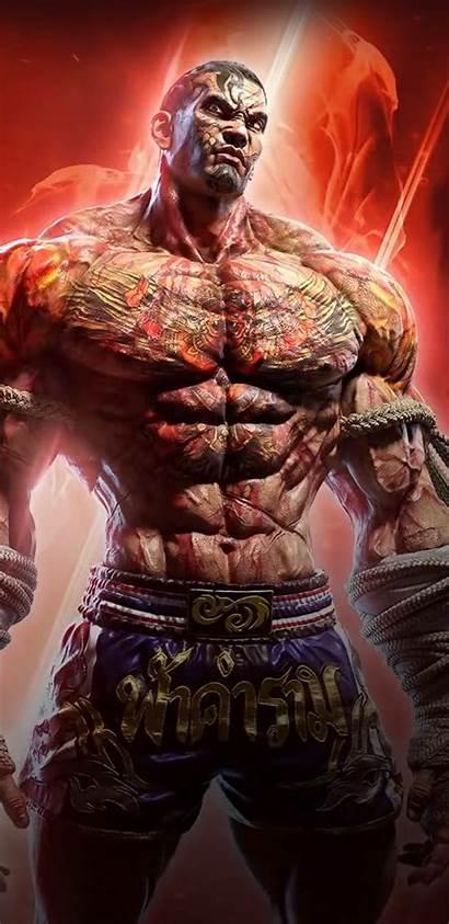 Tekken Fahkumram Resolution Wallpapers