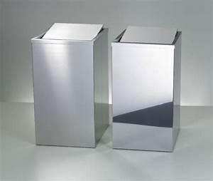 Wäschekorb Mit Sitzfläche : decor walther dw 215 w schebox w schebeh lter edelstahl ~ Watch28wear.com Haus und Dekorationen
