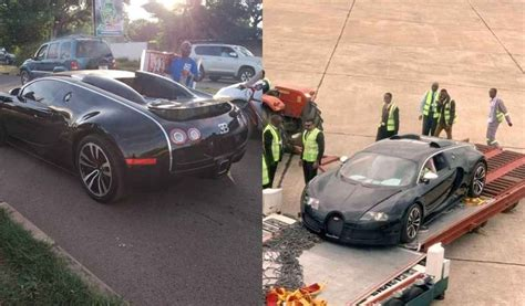 By winning the targa florio for five years straight. Video & Photos: $2.8m Bugatti Veyron seized in Zambia, owner's source of income now being ...