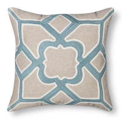 Target Bedroom Throw Pillows by Threshold Embroidered Geo Decorative Pillow Bedroom