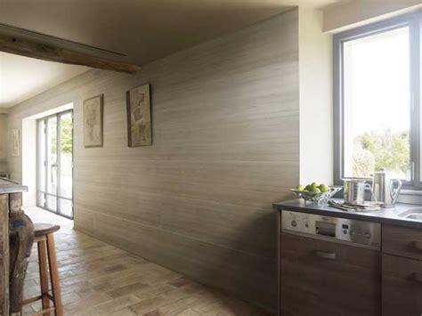 cuisine imitation bois lambris pvc imitation bois clair dans cuisine ouverte