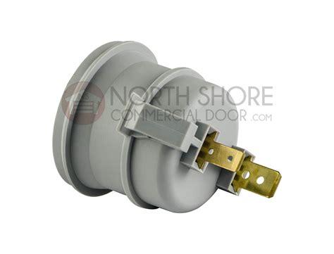 genie 34322a s excelerator garage door opener light socket