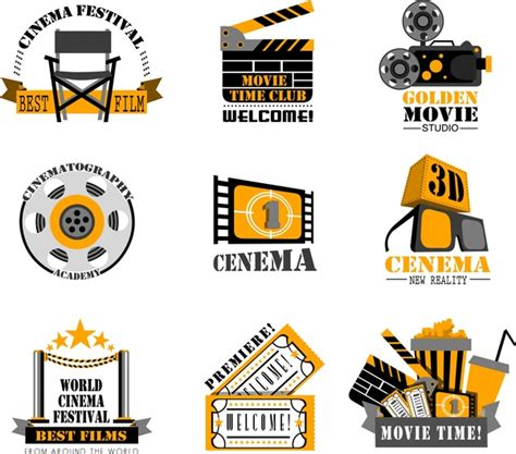 Cinema Free Vector Download (147 Free Vector) For