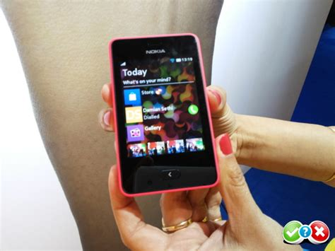 whatsapp now available for nokia asha 501 with a software update