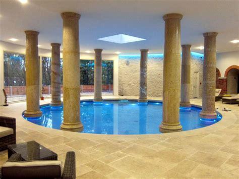 completion  column pool shropshire brookforge