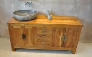 waschtische badezimmer massivholz waschtische waschtisch unterschrank aus teak holz und möbel für das badezimmer