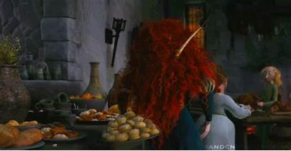 Merida Brave Disney Gifs Rebelle Lies Ourselves