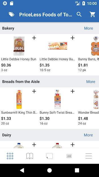 Price Less Foods - Apps on Google Play