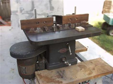craftsman shaper model