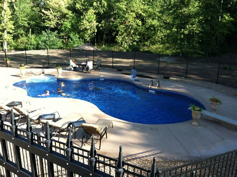 Inground Pool Builders In Kansas City Recreation