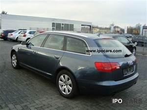 Audi A6 Break 2006 : 2006 audi a6 avant 3 2 fsi leather xenon shz pdc car photo and specs ~ Gottalentnigeria.com Avis de Voitures