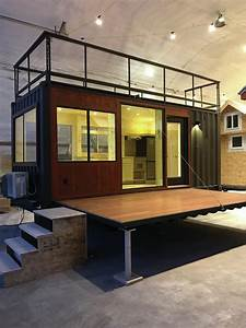 escape homes debuts shipping container home