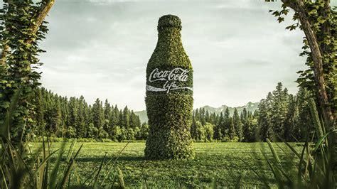 wallpaper coca cola life hd creative graphics