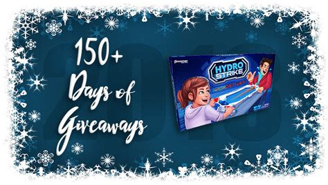 hydro strike game giveaway