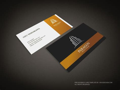 photoshop cs  business card template professional