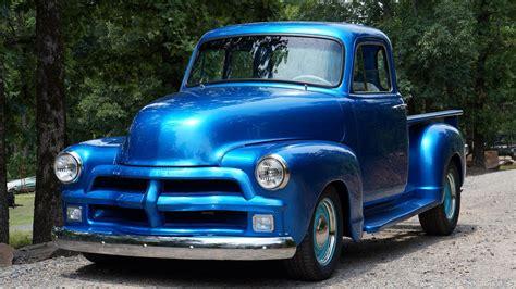 Classic Chevy Truck Wallpapers Desktop Background