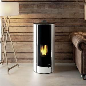 Chauffage A Pellet : maison du poele bois de chauffage par la maison du ~ Edinachiropracticcenter.com Idées de Décoration