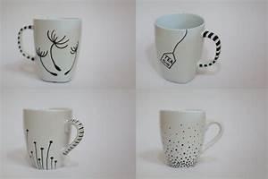 Keramik Marke Bestimmen : porzellan bemalen das alte geschirr neu gestalten ~ Frokenaadalensverden.com Haus und Dekorationen