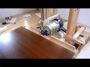 Router Table Made To Go Horizontal To Vertical How To