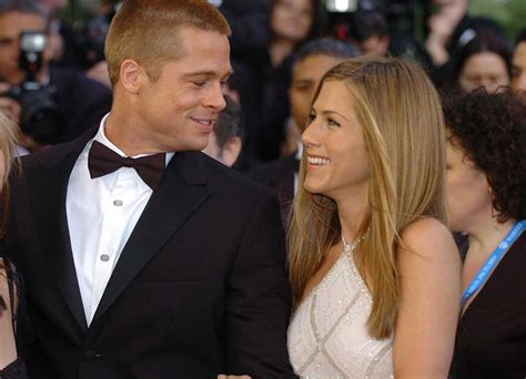 A complete timeline of brad pitt and jennifer aniston's relationship, from their first meeting in 1994 to marriage, infidelity, divorce, and friendship. Brad Pitt and Jennifer Aniston Spent Secret Weekend ...