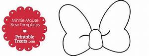 free printable minnie mouse bow template baby stuff With minnie mouse cut out template
