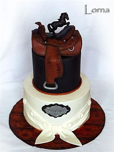 amazing horse themed cakes fit   true country affair