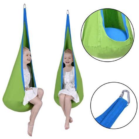siege hamac enfants chaise hamac suspendue siège balançoire crochet