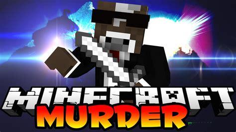 Minecraft Murder Mini Game Youtube