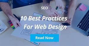 10 Best Practices For Web Design