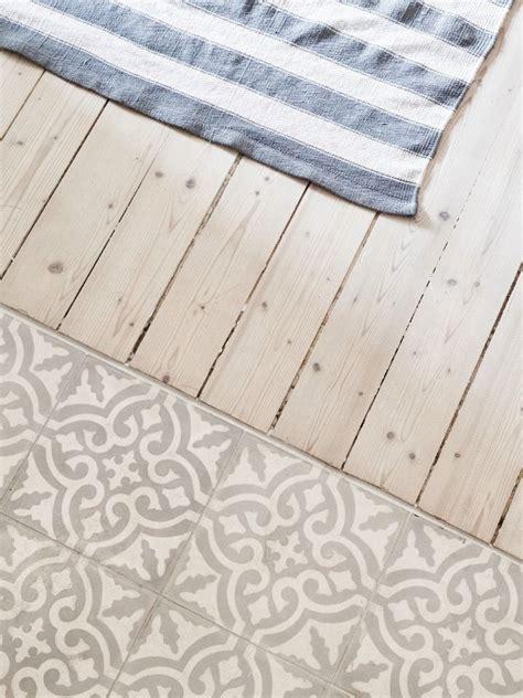 Fliesen Und Holz by K 252 Chen Fu 223 Boden Holz Und Fliesen Home Interior