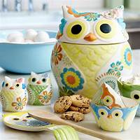 owl kitchen decor Adorn Your Pad with Owl-Inspired Decor + Giveaway! [CLOSED ...