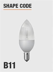 Home Depot Led Light Bulbs Dimmable Philips 25 Watt Equivalent B11 Dimmable Edison Glass Led