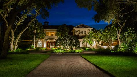 landscape lighting jacksonville johnson landscape