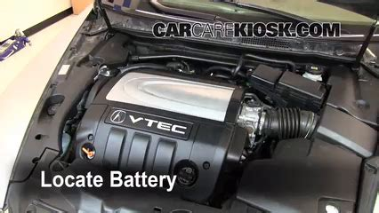 automotive air conditioning repair 2008 acura rl auto manual battery replacement 2005 2008 acura rl 2008 acura rl 3 5l v6