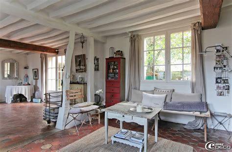 deco maison avec colombage meuble  deco