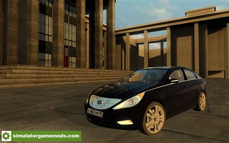 city car driving   hyundai sonata simulator games mods
