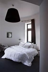decoration chambre en gris et blanc With tapis chambre bébé avec he fleur d oranger