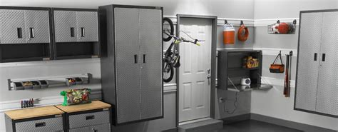 Garage Storage Shelving Units, Racks, Storage Cabinets