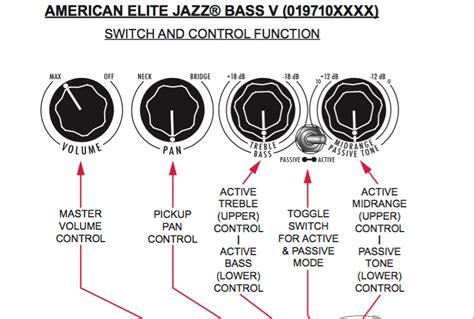 jazz bass wiring 1 vol 1 pan 2 tone series parallel switch talkbass
