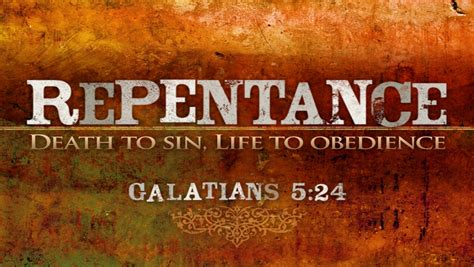 obedience  evidence  salvation living faith church