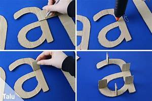 Buchstaben Basteln Vorlagen : best buchstaben zum basteln images ~ Lizthompson.info Haus und Dekorationen