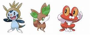 Shiny Starter Pokemon Images   Pokemon Images