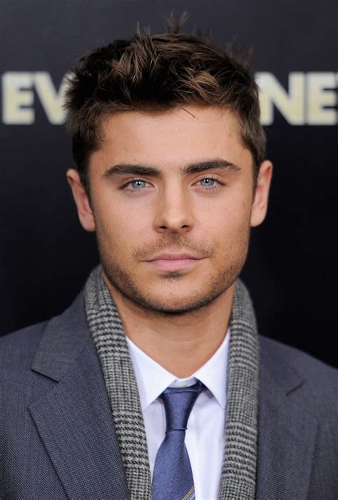zac efron eye color zac efron s popped with the help of his blue tie