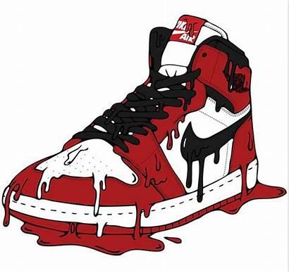 Jordan Nike Air Jordans Clipart Sneaker Cartoon